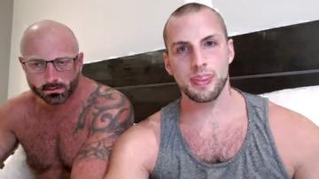 Ryanandchadcb Chaturbate 26-10-2021 Male Nude